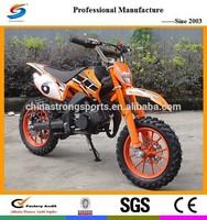 DB008 Hot sell 49cc Mini Dirt Bike/bobber motorcycles