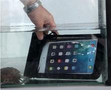 Black Waterproof Pouch Dry Bag Case Sleeve For Apple iPad mini