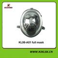 Emergência de combate a incêndio ferramentas de segurança full face proteção respiratória máscara de gás