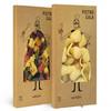 Custom printed brown kraft paper food box wholesale