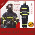 produttore di abbigliamento di alta qualità en469 nomex