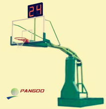 FIBA Standard Professional Spring Assisted Portable Basketball Stand PG0003