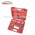 Winmax 14 unids de radiador de juego de prueba de presión de prueba sistema de refrigeración para fugas. Wt04014