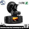 Hot in Russia 1.5inch Full HD 1080p car video recorder camera H.264 G-Sensor GPS DVR(GS1000)