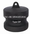 polypropylene pipe fittings PP cam lock fittings