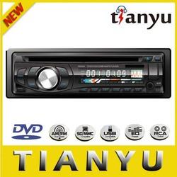 singolo din autoradio con lettore CD / DVD