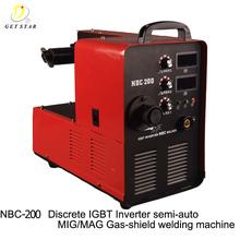 MIG Electric Welder MAG-200 Integrated