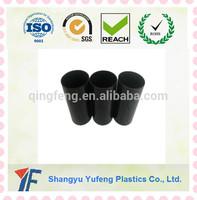 Black PVC Drip Irrigation Pipe Price Plastic Half Pipe