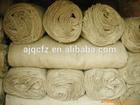 High quality jute hessian fabric/flower fabric hessian cloth