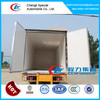 Foton box truck with sleeper cabin,commercial trucks and vans,6-8t insulation box truck