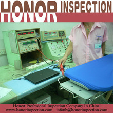 professional mobile phone cover printing machine inspection/printing machine parts inspection/pre shippingment inspection