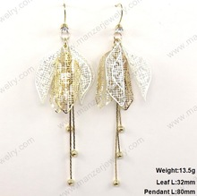 Precious charm women fashion earring inlay