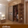 personalizado moderno espejo armario la venta de muebles