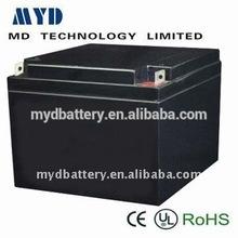 MYD sealed lead acid battery 12v 20ah