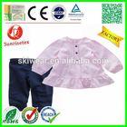 New design Cheap 2014 summer girl casual dress child wear Factory