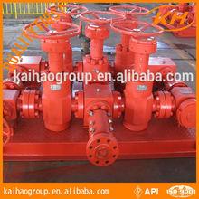 API 16C Choke Manifold petroleum equipment ,kill manifold oilfield equipment