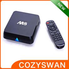 M8 Amlogic S802 Quad Core Android 4.4 Smart TV Box