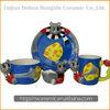 Hot-Selling High Quality Low Price Ceramic Cartoon opal dinnerware