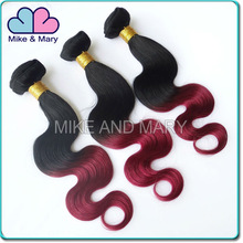 Alibaba China Wholesale synthetic ombre marley hair braid Brazilian Body Wave