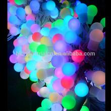 india market battery powered led christmas light for super market