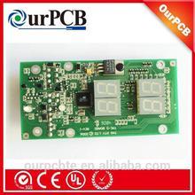 2014 cheap bare board pcb key board pcb