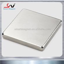 China Manufacturer permanent high quality block ferrite magnet 150x100x6