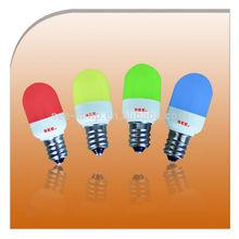led christmas bulb 0.5w e12,led night lights color bulbs,led pygmy bulbs