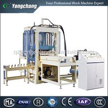 For family or small factory to do business of concrete block machine ! QT4 Semi-auto concrete block making machine for sale