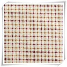 check print twill fabric, 100% cotton twill