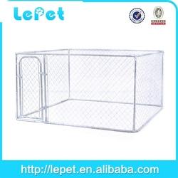 large outdoor wholesale chain link box chain link pet exercise pen