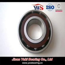 3002-B-2RSR-TVH angular contact ball bearing square bore bearing