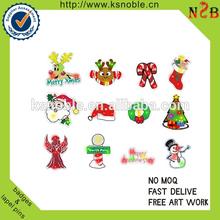wholesale christmas LED lapel pins