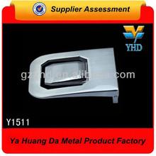 wholesale cuztomized metal plain belt buckle blanks