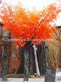 artificial red maple árvore de seda grande de árvores de bordo grande tronco de árvore seca