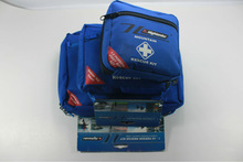 First aid kit for out door activities approved CE
