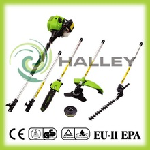 Strimmer Attachment 5 in 1 FOR 52CC Petrol Multi Tool Trimmer Brush Cutter