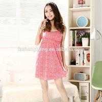 summer formal cotton prom dress pregnant women dresses BK068
