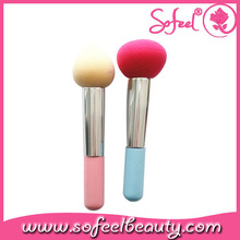 Sofeel non-latex sponge powder/liquid makeup tool
