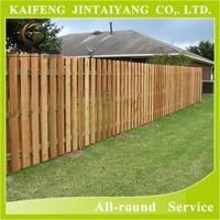 Cheap wood fence panels in cedar lumber