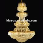 C95031 european chandeliers lamp, antique pendant light fixtures, crystal led light frame