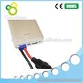 15000 mah portátil jump starter bateria de carro carregador banco do poder mini levou luz 12v jumper cabo de seqüência