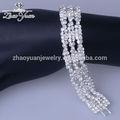 top vendita nuovo design della moda fatti a mano uncinetto braccialetto