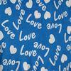 blue toile fabric