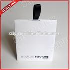 Hot Selling Custom White Paper Bags for Shopping