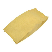 side gusset thin paper bags packaging