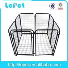 2014 new wholesale iron metal puppy enclosures dog pen wholesale