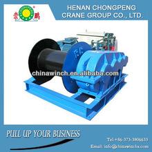 Driller Spare Parts, 2T Fast Speed Electric Winch