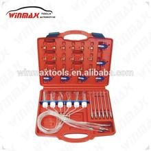 WINMAX Common Rail 6 Cylinder Diesel Injector Flow Test Meter Adaptor Set WT04293