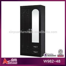 W982-48 bedroom furniture wardrobe designs decorative laminate wardrobes