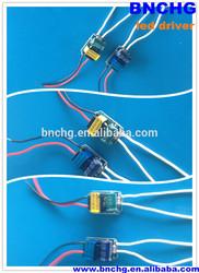 2*1w 350ma constant current led bulb drivers 12v AC